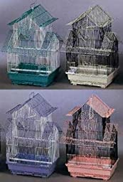 #41720 Parakeet House Style Cage