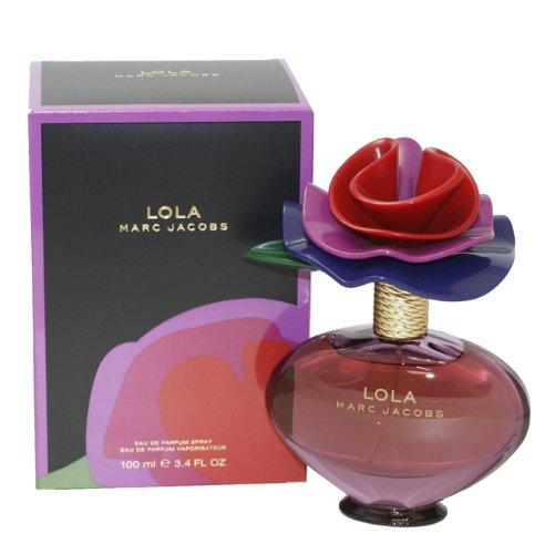 Marc Jacobs Lola By Marc Jacobs for Women Eau De Parfum Spray, 3.4-Ounce / 100 Ml