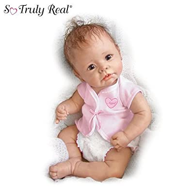 Linda Murray Little Angel: So Truly Real Lifelike Baby Doll by Ashton Drake