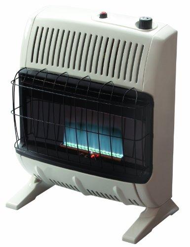 Mr. Heater 20,000 BTU Natural Gas Blue Flame Vent Free Heater #VF20KBLUENG
