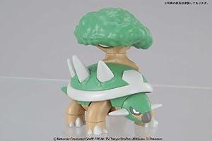 Pokemon Plamo Collection (Pokebla) Plastic Model Kit / Modellbausatz Figuren: Chelterrar Evolution Set & Pikachu (zum Zusammenstecken)