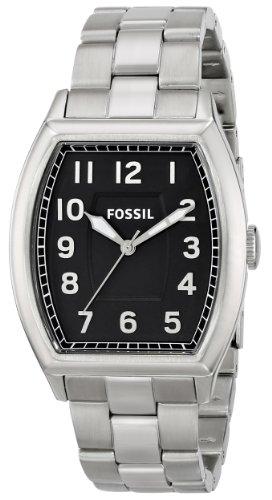 Fossil FS4881 - Reloj para hombres, correa de acero inoxidable