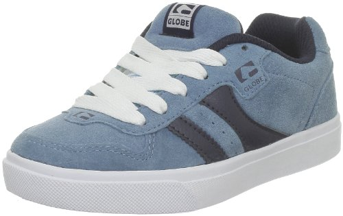 Globe EUrope Encore Sky Blue/Navy Fashion Sports Skate Shoe 21881 1 UK Junior, 2 Us