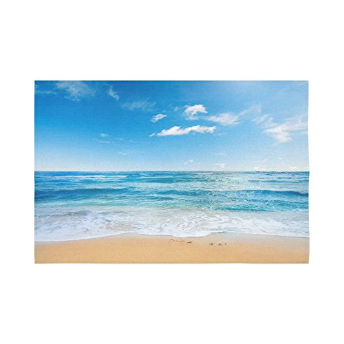 Interestprint Ocean Wave Summer Beach Wall Hanging