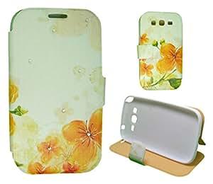 Samsung Galaxy Grand 2 / GRAND2 / SM-G7106 / G7102 / G7106 Flip Cover Case : MACC Designer Fancy Premium Flip Cover Case For Samsung Galaxy Grand 2 / GRAND2 / SM-G7106 / G7102 / G7106 - DESIGN5