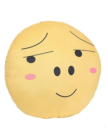 38cm-huaji-face-cute-soft-smiley-emoticon-yellow-round-cushion-stuffed-plush-soft-pillow-2