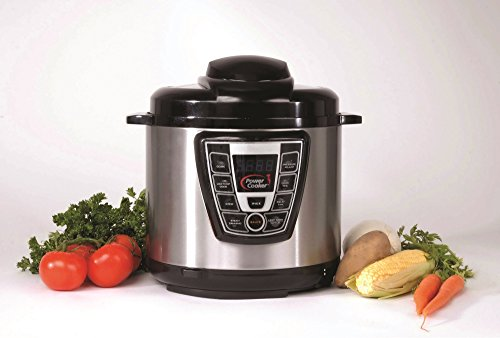 Electric Pressure Cooker On Tv ~ Power cooker pro digital electric pressure and