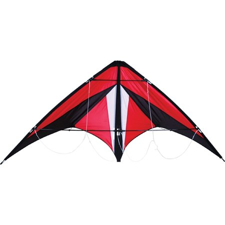 Premier Kites Red Vision Stunt Kite Sports and Outdoor