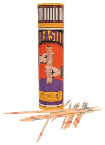 PIK-A-STIK - Pick Up Sticks Game - 1