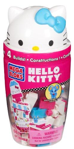 Mega Bloks Hello Kitty Popsicle Stand - 1
