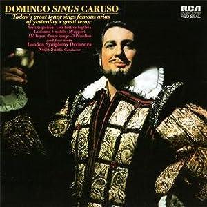 Placido Domingo: Domingo Sings Caruso