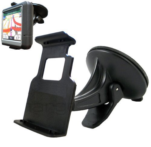 Chargercity Exclusive - Magellan Mount Kit for Magellan Maestro 3200 3210 3220 3225 3250 4200 4210 4220 4250 4350 4370 GPS, Kit include Windshield suction mount & Bracket holster cradle