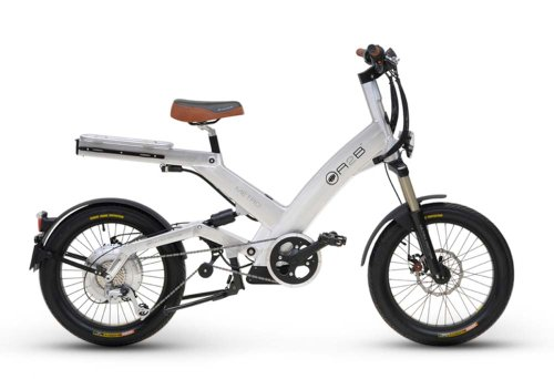 A2B Light Metro White Electric Road Sport Bike Motor Bicycle EBike