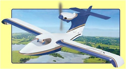 Discount Great Planes Seawind EP ARF Seaplane