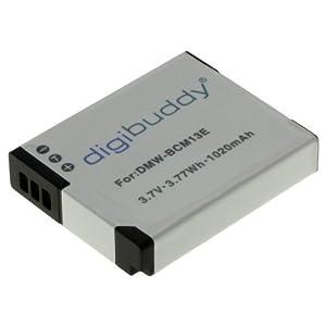 Batterie pour Panasonic DMW-BCM13