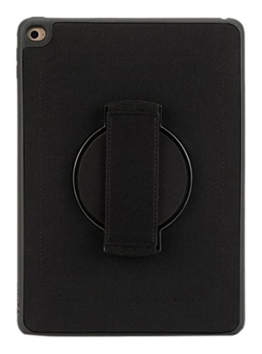Griffin AirStrap, Custodia Girevole per iPad Air 2, Nero