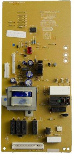 Microwave Parts List front-492453