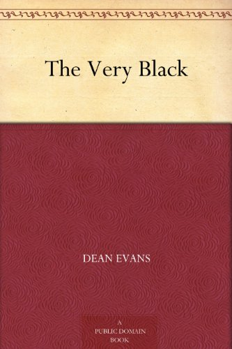 The Very Black (Dean Evans compare prices)