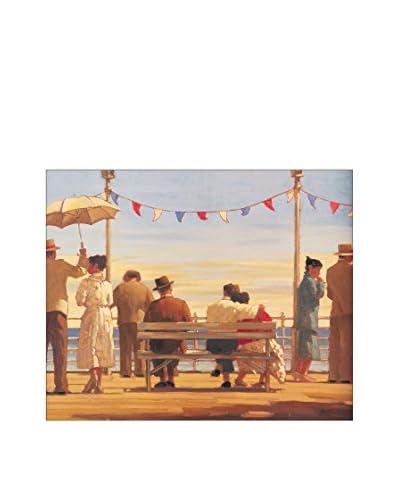 ArtopWeb Panel Decorativo Vettriano the Pier 56x68 cm