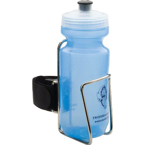 Two Fish Bottle And Stainless Steel Quick Cage front-1025780