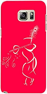 Kasemantra Muralia In Red Case For Galaxy Note 5