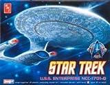 Round 2 AMT Star Trek Enterprise 1701-D  1:2500 (Discontinued by manufacturer)
