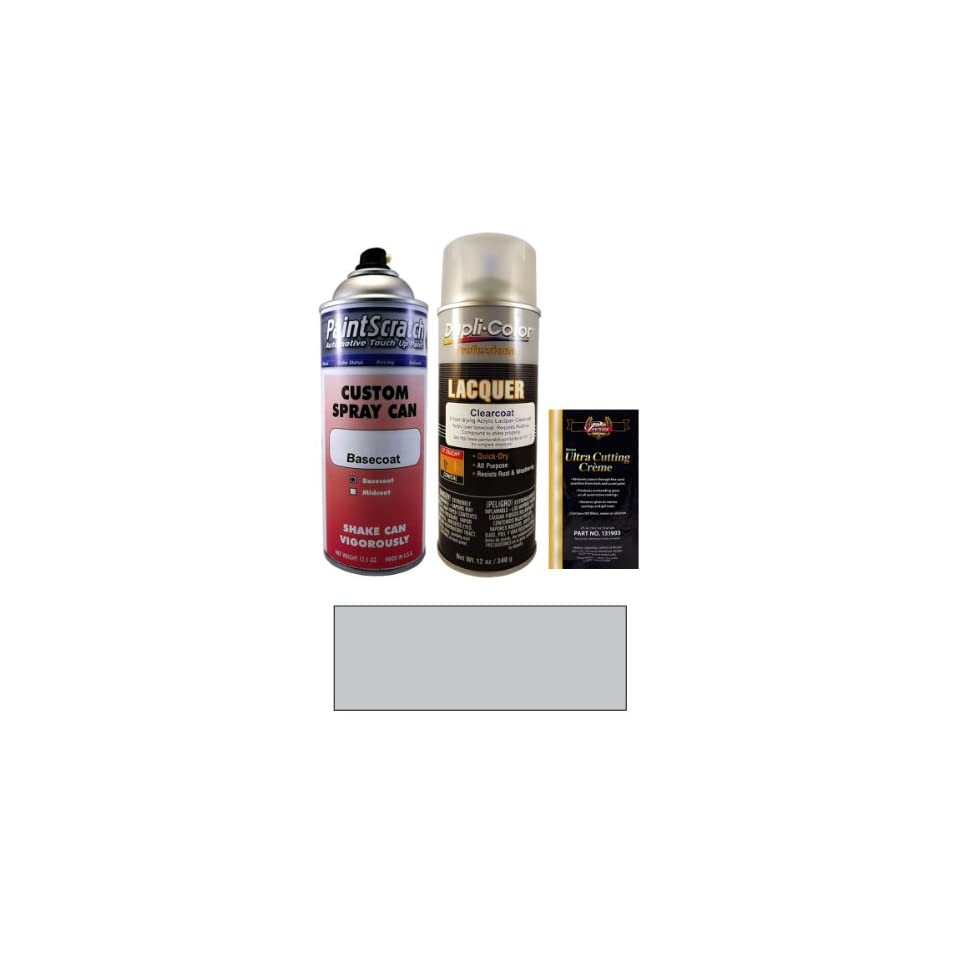 12.5 Oz. Radiant Silver Metallic Spray Can Paint Kit for 1988 Dodge Ram Pickup (CA1/DT9049)