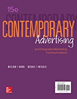 Contemporary Advertising, 15th Edition Front Cover