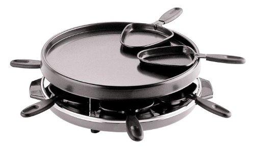 citra sonya rac4 raclette grill schwarz. Black Bedroom Furniture Sets. Home Design Ideas