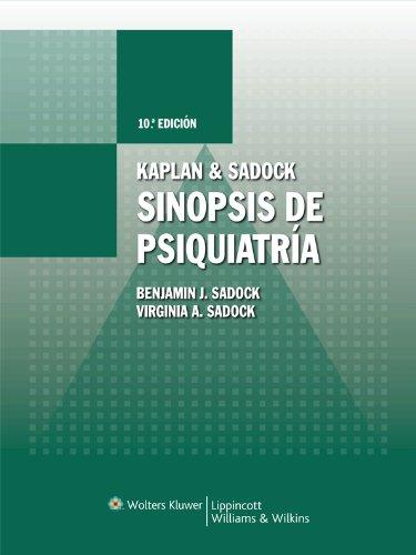 Kaplan & Sadock Sinopsis de Psiquiatría Clínica (Spanish Edition)