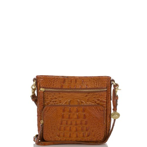 Cleo Crossbody<br>Melbourne Saddle
