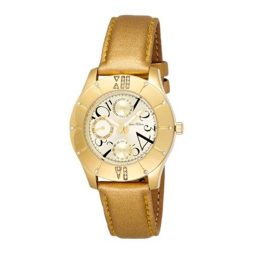 Paris Hilton Women's 138.4692.60 Multi Function Gold Dial Watch
