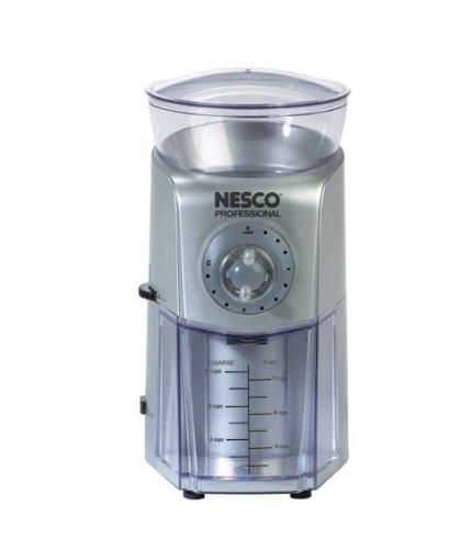 Nesco BG-88PR Burr Mill coffee grinder