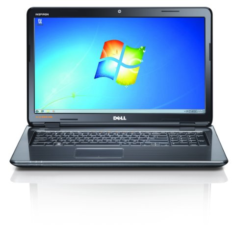 Dell Inspiron 17R 17.3 inch Laptop (Intel Core i3-370M 2.4GHz, 4Gb, 500Gb, DVD+/-RW, WLAN, Webcam, Win 7 Home Premium 64-bit)