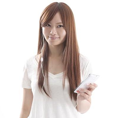iphone/スマホ用・電磁波低減イヤホンマイク【エアチューブ99:AT99W】