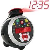 M&M Projection Clock Radio