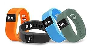 Zebronics Smart Fitness Band ZEB-FIT100 - Blue