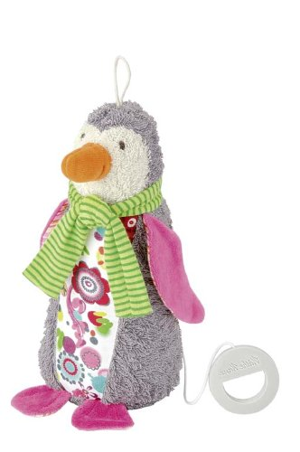 Kathe Kruse Penguin Nana Musical Toy