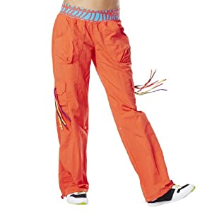 Zumba Fitness Ladies Cut Me Loose Cargo Pant by Zumba Fitness