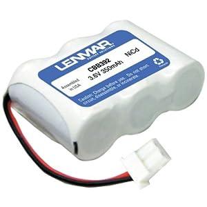 Lenmar Cbb392 3.6V 350Mah Phone Batter