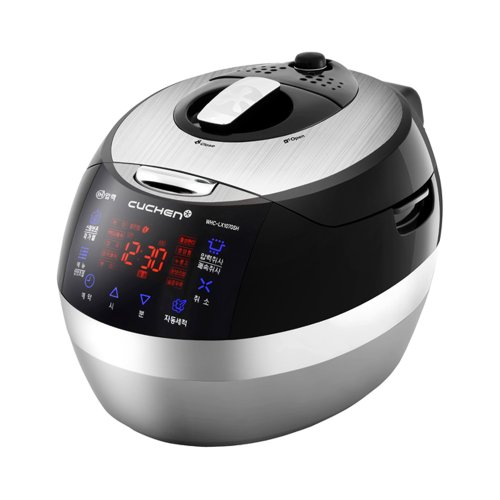 Cuchen Black Diamond IH Pressure Rice Cooker & Warmer 6cup WHA-LX0601