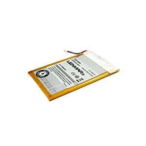 Lenmar Replacement Battery for Creative Zen Touch 20 GB, 40 GB