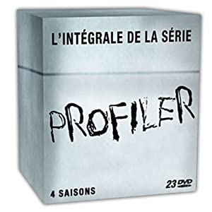 Profiler, Integrale Saisons 1 A 4 - Coffret collector 23 DVD
