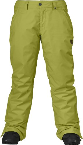 BURTON Damen Snowboardhose SOCIETY PT, GRASS STAIN, XL, 232501