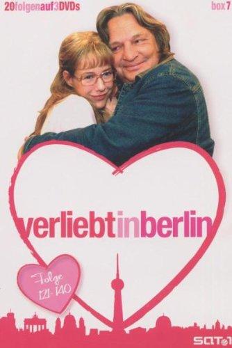 Verliebt in Berlin - Box 07, Folge 121-140 [3 DVDs]