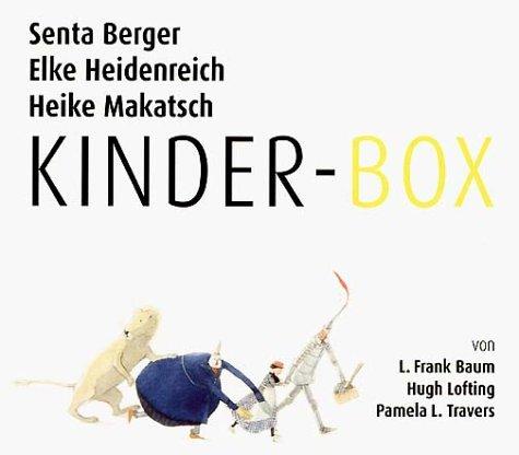 Kinder-Box. 10 CDs. . Mary Poppins / Der Zauberer von Oz / Doktor Dolittle