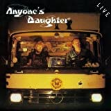 Live by Anyone's Daughter [Music CD]