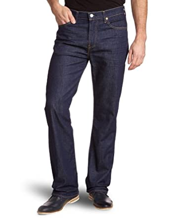 Levi's 751 - Jean - Coupe Droite - Homme - Bleu (Indigoed Local) - FR : W31/L34 (Taille fabricant : W31/L34)