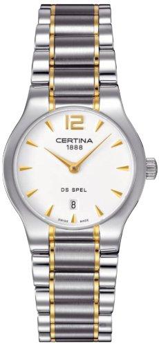 Certina Ladies'Watch XS Analogue Quartz Stainless Steel C012,209,22,037,00