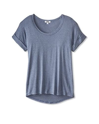 LNA Women's Weekend Rolled-Sleeve  Tee